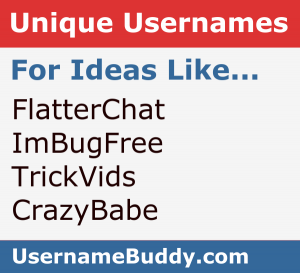 Unique Usernames